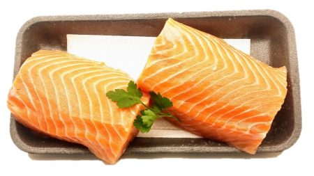 salmon 2 lomos 500 gr