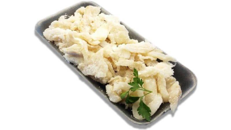 Bacalao Salado en migas 500 gr gadus morhua