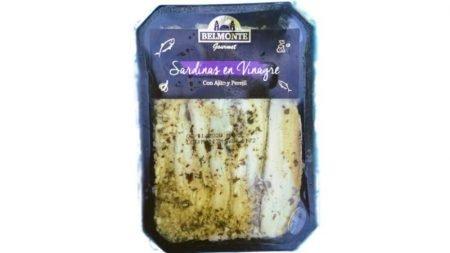 sardinas vinagre 100 gr
