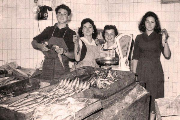 Pescaderia Cayetano interior tienda